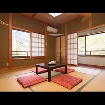 和室8畳(赤石岳)
