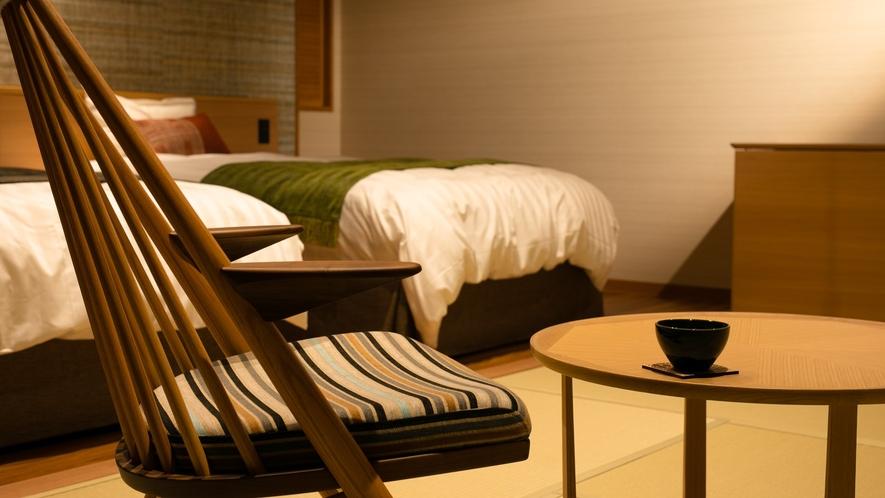 スタンダードフロア 客室イメージ