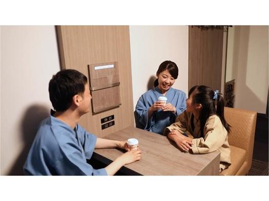 【朝食なし】家族・カップルでのんびり♪11時チェックアウトプラン