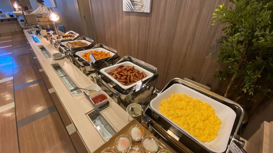 ★【朝食】バイキング形式 6:30~9:00