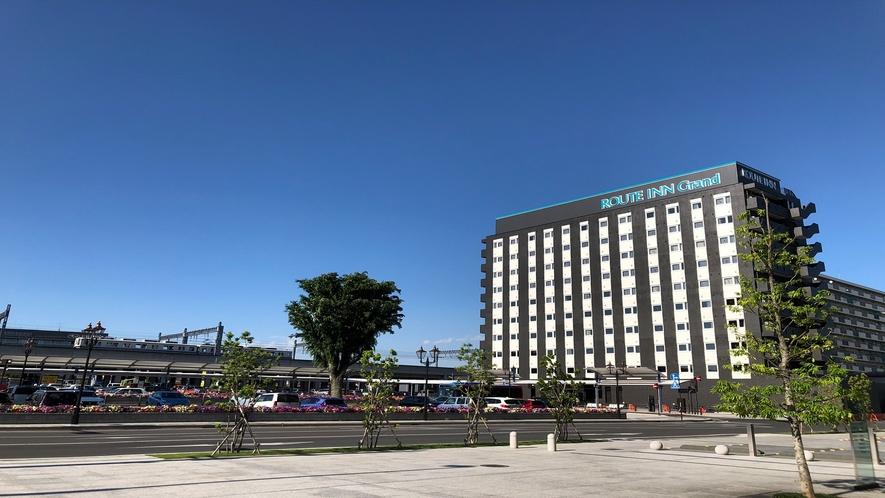 ★ホテル外観