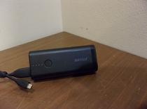 モバイルバッテリー(連泊フロア専用貸出備品)