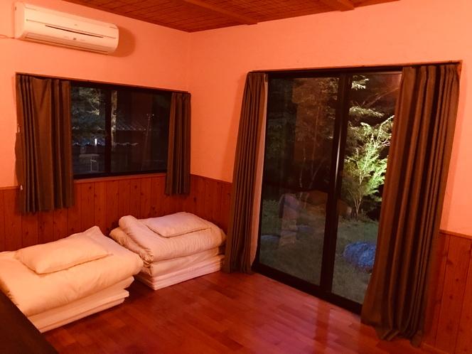 寝室×5部屋