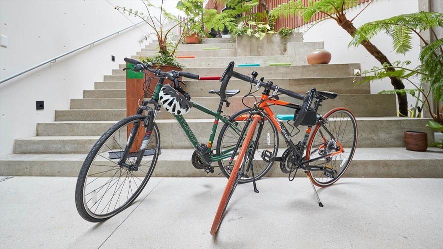 施設共有設備_自転車