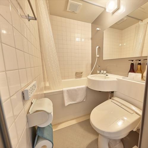 洋室 ダブブルーム バスルーム