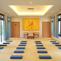 瞑想と禅ヨガの間