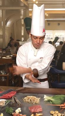 【サムズレストランBBQ】客室のバルコニーでプライベートBBQ(食材/機材付、朝食無)