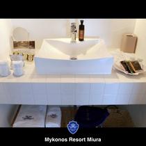 客室設備(アメニティー):洗面台