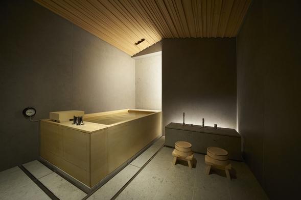 【1泊貸切風呂付】お部屋タイプ限定◆青森檜葉の香りを満喫 貸切風呂付・朝食付プラン