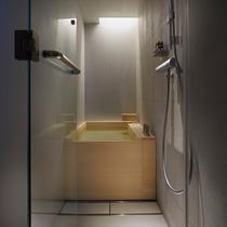 プレミアツインベッドルーム お風呂