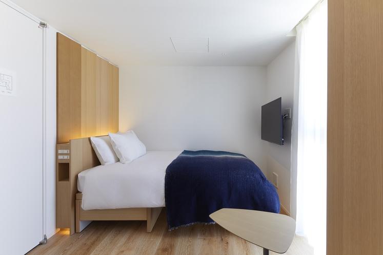 シングルベッドルーム (10F)