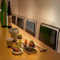 1階 Sake-Bar TABLE TSUKI イメージ