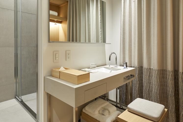シングルベッドルーム 洗面所(3F)