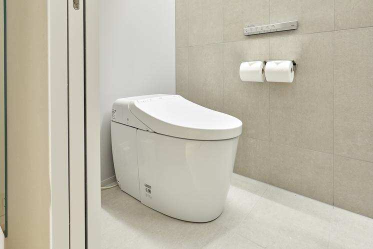 シングルベッドルーム トイレ(3F)