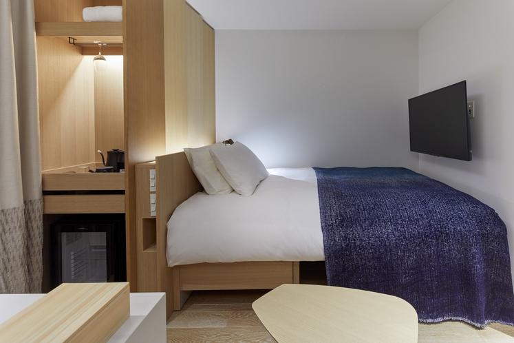 シングルベッドルーム(10F)