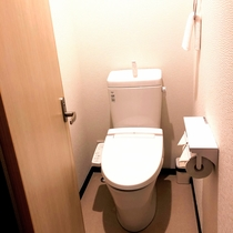 客室内トイレ(和室)