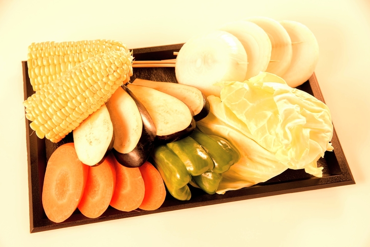 BBQ野菜セット