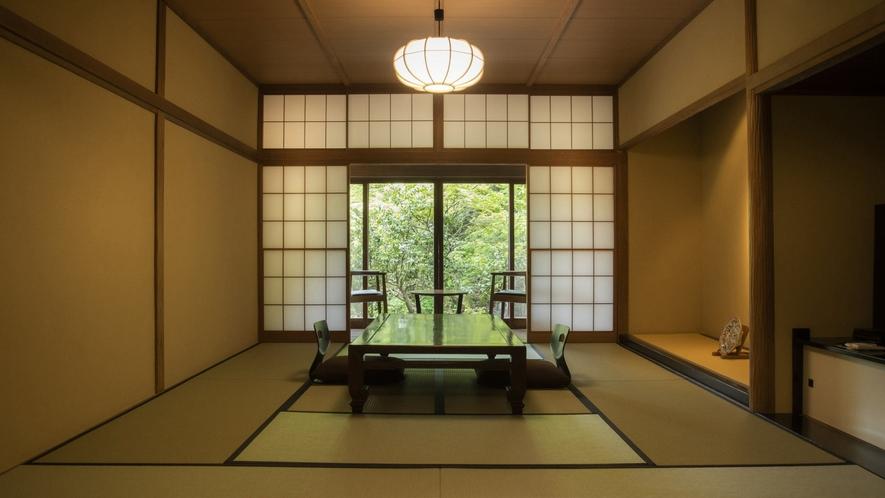 新館 和室<檜風呂付>43~47平米