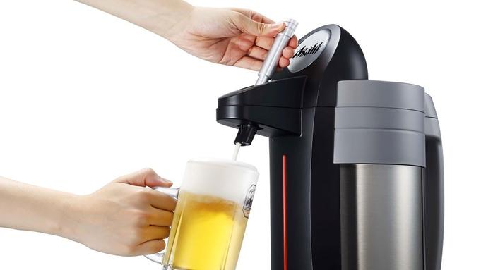〜お部屋にて生ビールで乾杯〜大人なホテルステイ【食事無し】