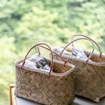 ご移動に便利なバッグもございます
