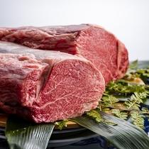 信州プレミアム牛をご夕食で