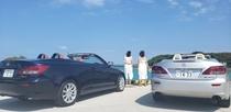 レクサスオープンカー