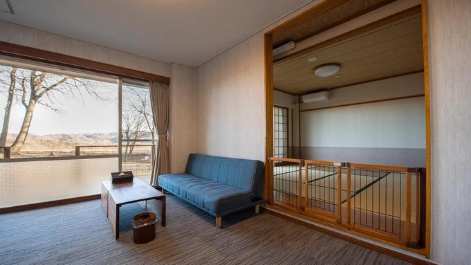 【素泊り】レタス畑と広大なドッグランで最高のロケーション!ペットと過ごす別荘地、軽井沢♪