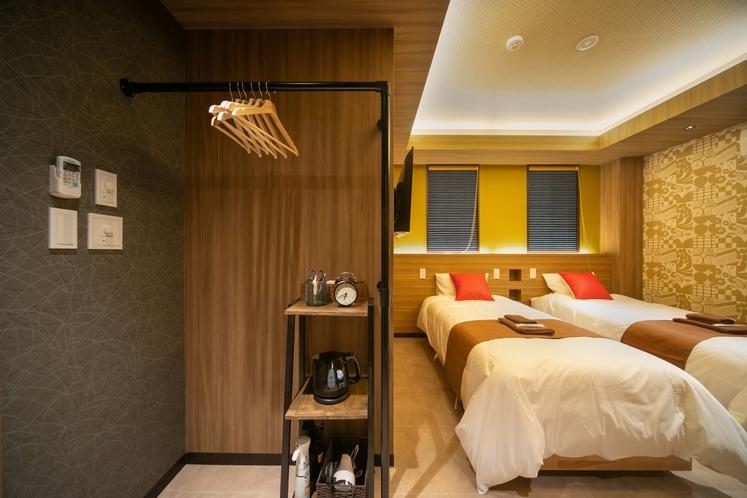 客室(2人部屋)