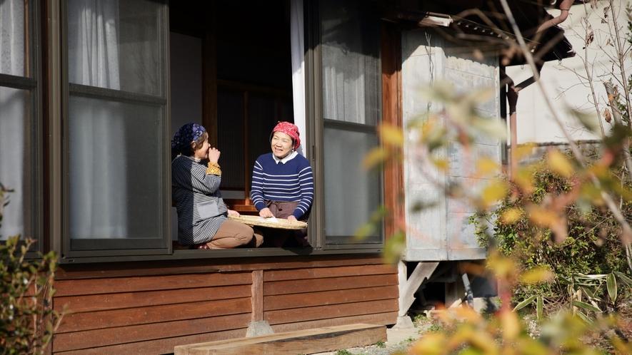 【イメージ】気さくで明るいオーナー姉妹がお待ちしております☆