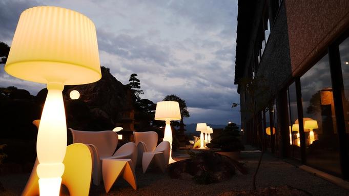 【滞在中ドリンクフリー】宿泊者無料ラウンジと半露天付ラジウム温泉で贅沢に《朝食付》