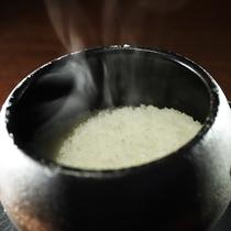 朝食土鍋御飯イメージ