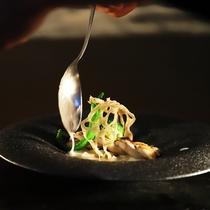 ディナー「魚料理」イメージ