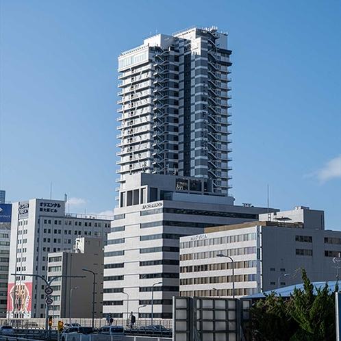 地上32階建てスカイタワーホテル誕生!