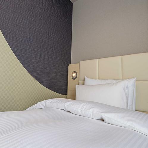 レディースシングルルーム(12~14㎡)ベッド幅120㎝