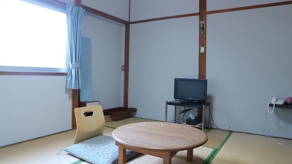 【禁煙】1階おまかせ和室(バスなし・洗浄機能付きトイレ付き)