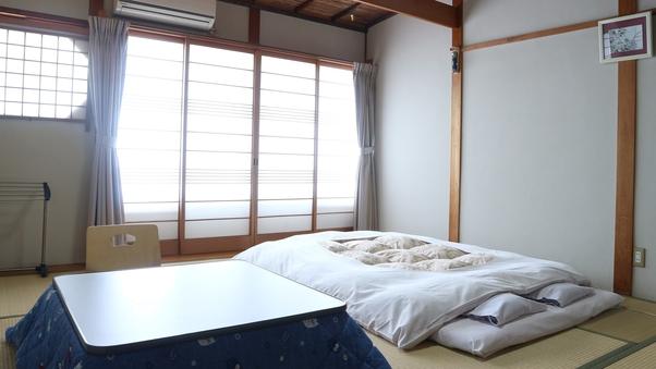 【禁煙】2階おまかせ和室(バスなし・トイレ付き)