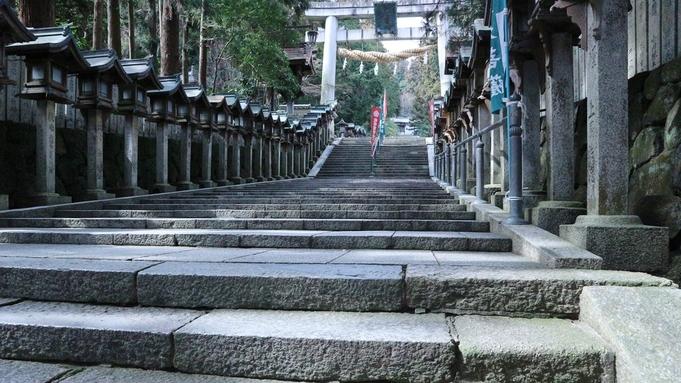 【素泊まり】宝山寺まで徒歩10分!参道にある純和風旅館に泊まって日本三大聖天へ