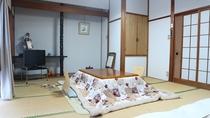 *【客室一例】1階客室「寿」(和室12畳)