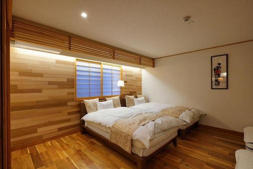 2DK 広々60平米 洋室+和室 キッチン付