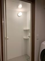 客室一例 シャワーブース