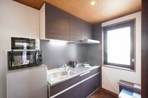 客室一例 キッチン