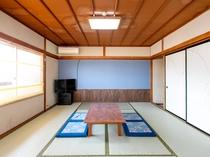 和室1~5人部屋(バス無し・トイレ無し)