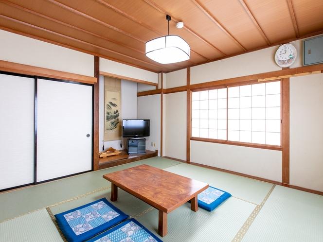 和室1~4人部屋(バス無し・トイレ無し)