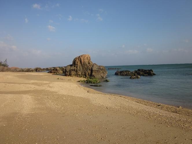 自然ビーチ