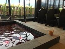大浴場 ワイン風呂