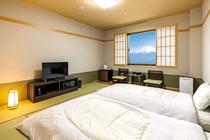 富士山側和室