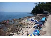 琴が浜海岸