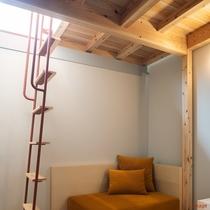 プライベートツイン1階室内イメージ一例