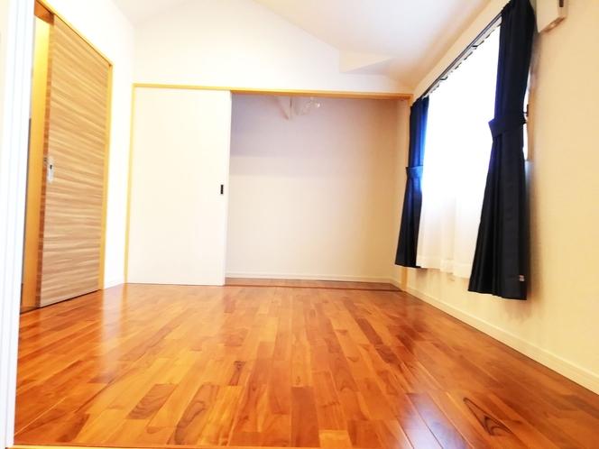 【テラスルーム】寝室
