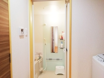 【テラスルーム】お風呂